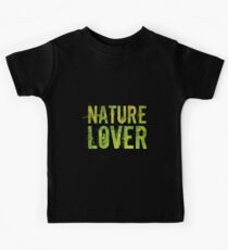 Nature Lover Kids Clothes