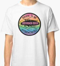 Cockroach queer Classic T-Shirt