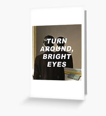 Total Eclipse of Magritte Greeting Card