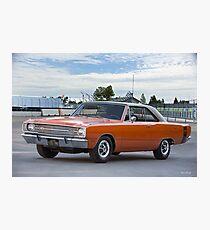 1969 Dodge Dart Swinger Photographic Print
