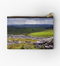Crummackdale - The Yorkshire Dales Studio Pouch