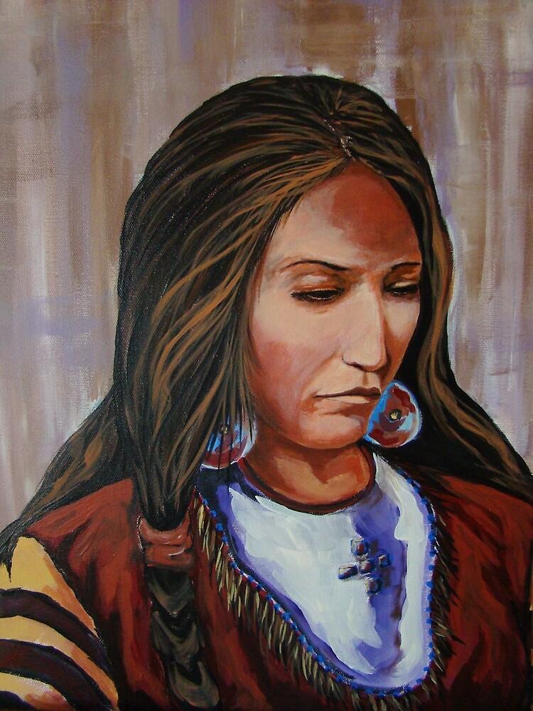 The Shaman's Daughter by Susan McKenzie Bergstrom