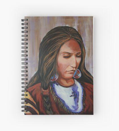 The Shaman's Daughter Spiral Notebook