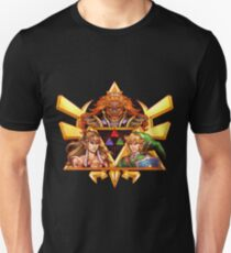 Champions of the TriForce  T-Shirt