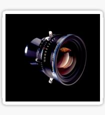 Lens  Sticker