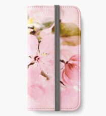 Apple Blossom  iPhone Wallet