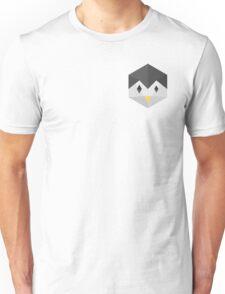 Penguin honeycomb Unisex T-Shirt