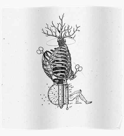 UN NIDO PARA EL DOLOR (a nest for pain) Poster