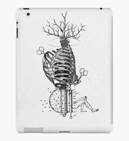 UN NIDO PARA EL DOLOR (a nest for pain) iPad Case/Skin