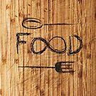 Infinite FOOD by sisaro