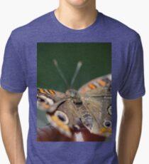 Common Buckeye Junonia Coenia Tri-blend T-Shirt