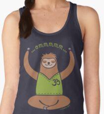 Om Yoga Sloth T-Shirt