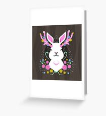 Jackalope Greeting Card