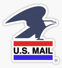 U.S. Mail (Old Logo) Sticker
