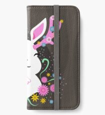 Jackalope iPhone Flip-Case/Hülle/Skin