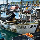 Fishing boat by savosave