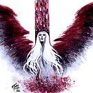 Angel Down by studioofmm