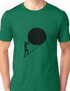 Sisyphus, the king of Ephyra Unisex T-Shirt