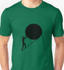 Sisyphus, the king of Ephyra T-Shirt