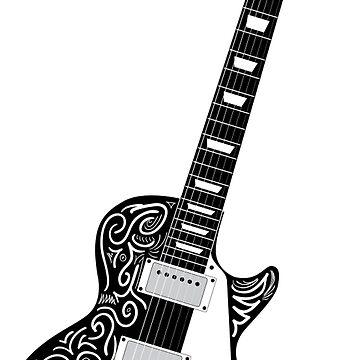 Guitar von Reubsaet