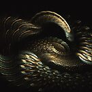 The Golden Snake by saleire