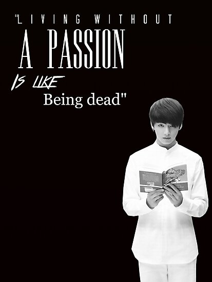 bts jungkook quote merch photographic print by designkpop