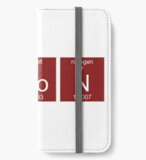 BA CO N iPhone Wallet/Case/Skin