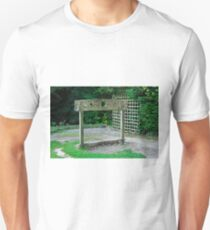 The Pillory In Shanklin Old Village Unisex T-Shirt