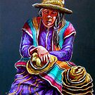"""""""Hats For Sale"""" by Susan  Bergstrom"""