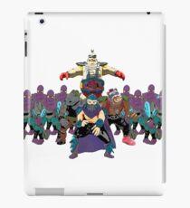 Shredder, Krang, Rocksteady, Bebop, Foot Clan, OH MY!  iPad Case/Skin