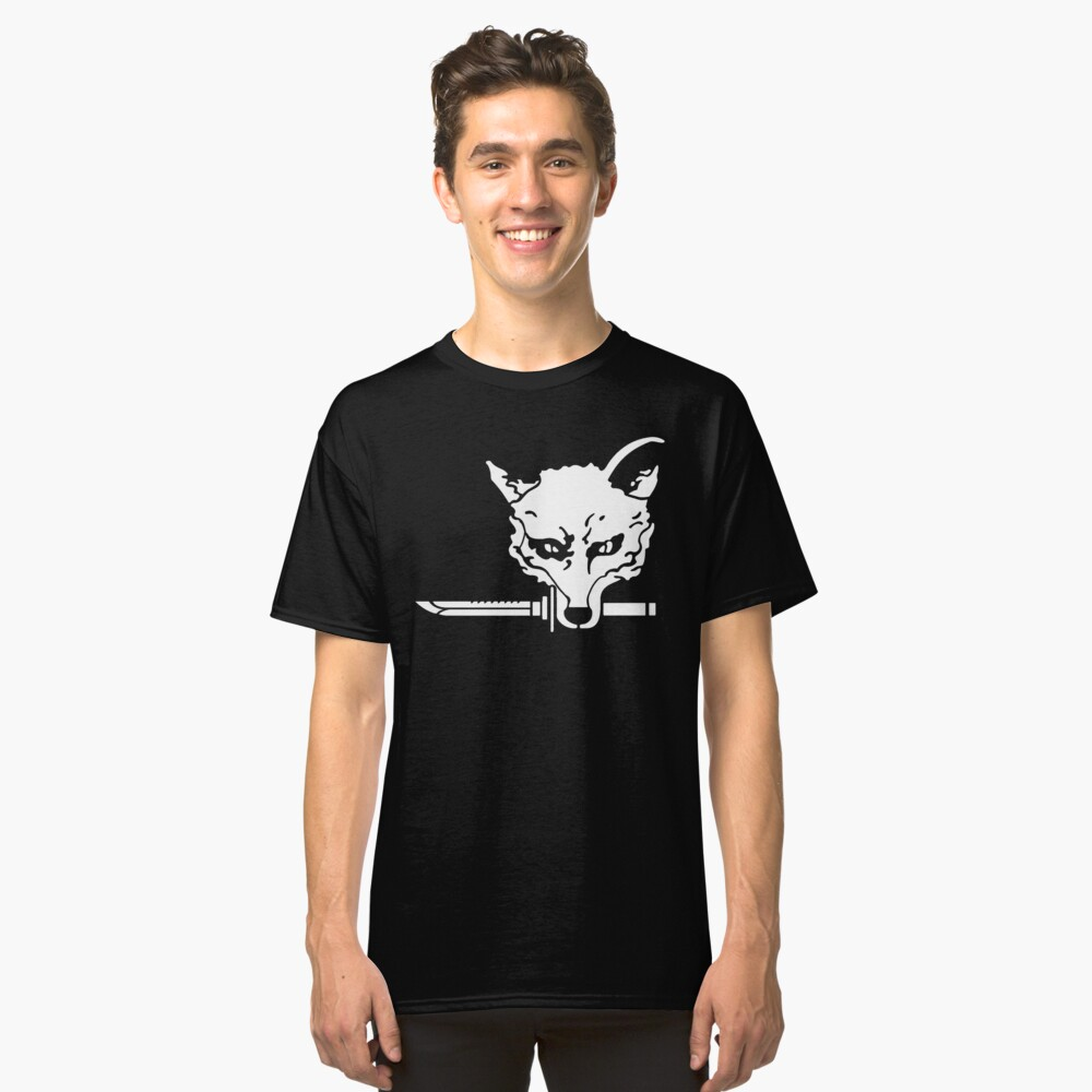 Foxhound Classic T-Shirt Front