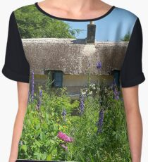 Thatched Cottage Women's Chiffon Top