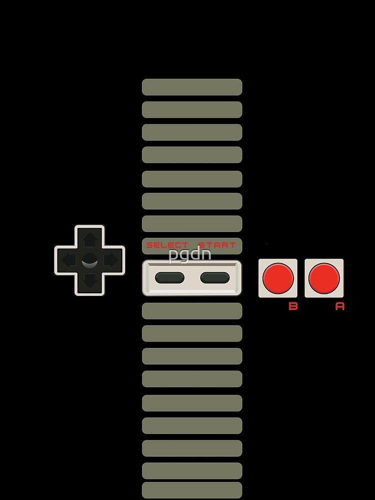 Controlador de Nintendo de pgdn