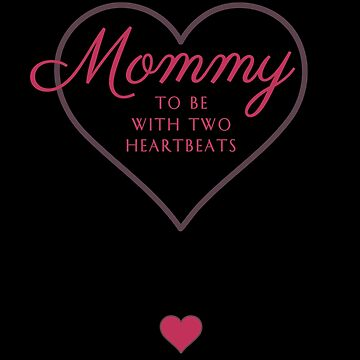 Mommy to Be withTwo Heartbeats by Corncheese