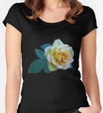 The Friendship Rose Women's Fitted Scoop T-Shirt