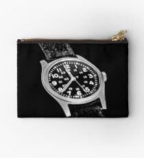 Military Time Studio Pouch