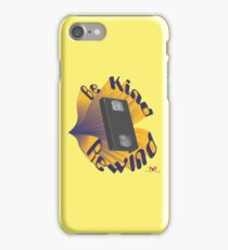 Be Kind Rewind Ver. 3 iPhone Case/Skin