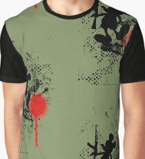 Bad Mickey Graphic T-Shirt