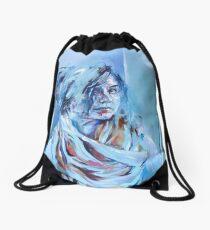 Selfportrait Drawstring Bag