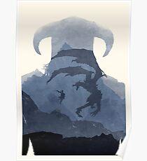 Skyrim II (No Text) Poster