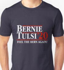 Bernie Tulsi '20 Unisex T-Shirt