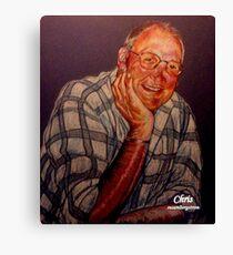 """Chris"" Canvas Print"