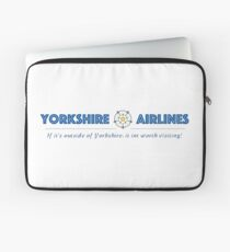 Yorkshire Airlines Laptop Sleeve