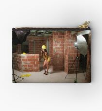 """Behind the scenes """"Tool Time"""" Studio Pouch"""