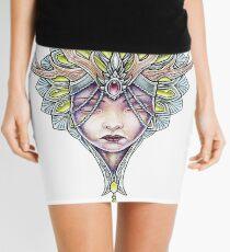 Crowned girl Mini Skirt
