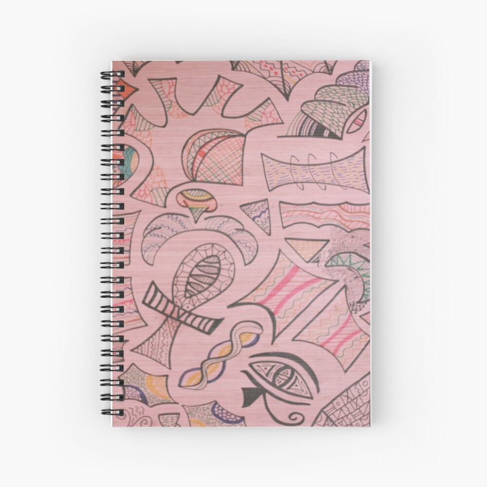Signs and Wonders Spiral Notebook