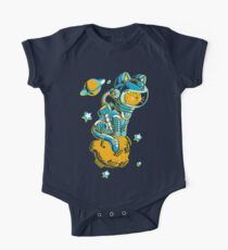 Space Cat Kids Clothes