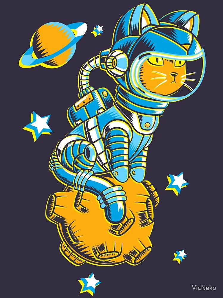 Raum Katze von VicNeko