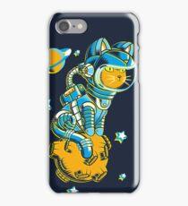 Space Cat iPhone Case/Skin