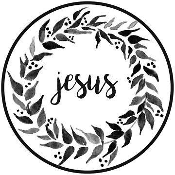 Jesús de WordsFromHeaven